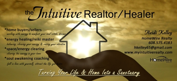 Energy Healing | The Intuitive Realtor